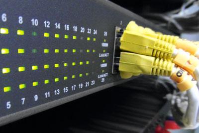 Teste de Portas da Rede